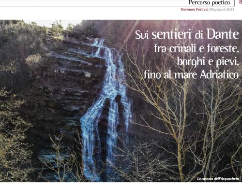 Carovana creativa sul Cammino di Dante da Firenze a Ravenna