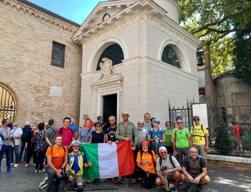 Venezia-Ravenna, l'ultimo cammino di Dante – QUARTA E QUINTA TAPPA